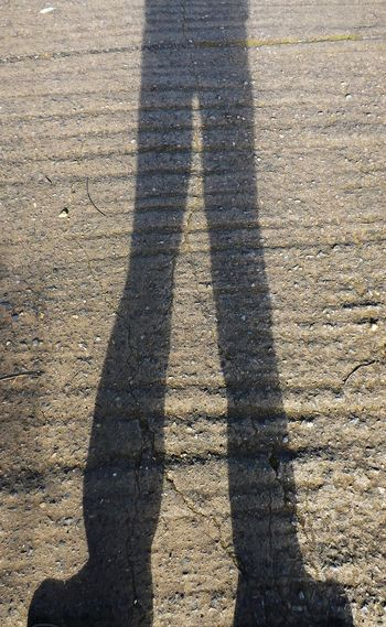 Close-up Day Human Body Part Human Leg Jambes Low Section Ombre One Person Outdoors People Pied Real People Shadow Sol Sunlight Terrasse