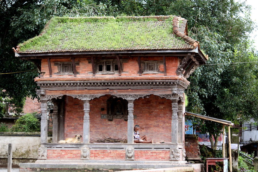 Architecture Building Exterior Built Structure Culture History Religion The Past Traditional Culture Nepal Newari Newari Culture Travel Photography ASIA Sankhu, Nepal Wood Carving