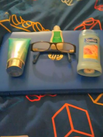 Everyday use i juat noticed there all blue the side of the glasses are blue just to clear