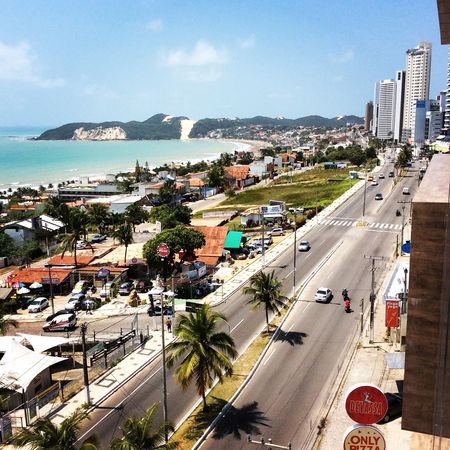 Beach/City View Travel Beach Sea View Brazil