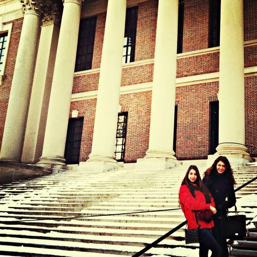 - Harvard -  Girls America Snow