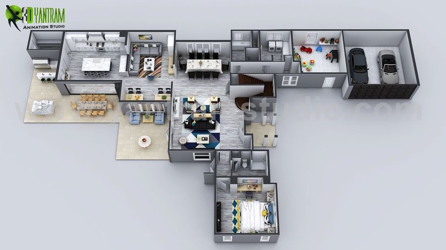 3D House Floor plan Designs, ideas, Images By Yantram 3d floor plan California, USA Technology Computer Modern 3D Floor Plane Design 3d Floor Plan 3d Virtual Floor Plan Design 3d Home Floor Plan Design Virtual Floor Plan 3d Floor Design Floor Plan Designer 3d Floor Plan Design House Architecture First Eyeem Photo EyeEmNewHere