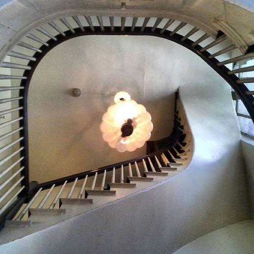 Freedom Trail Staircase Staircase FreedomTrail Boston Massachusetts circular circulove