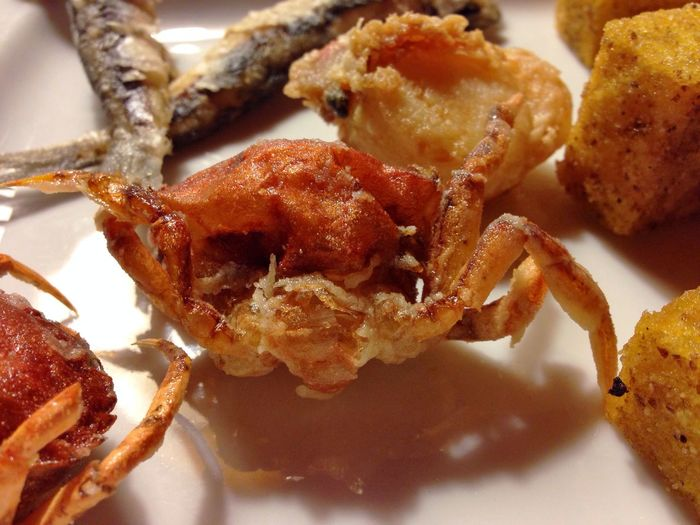 Crabs Food Food Porn Awards Foodie Foodporn Fried Moeche Seafood