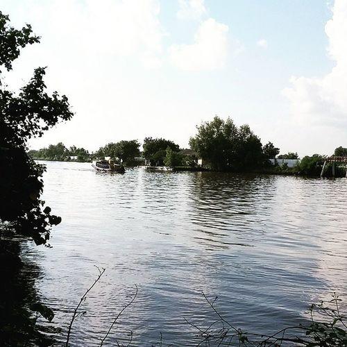 Morning Klotok Canal3  Wmsite
