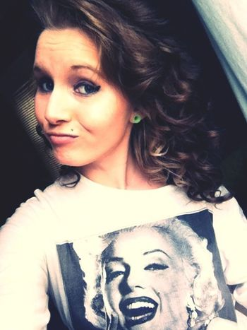 Marilyn Monroe type of day