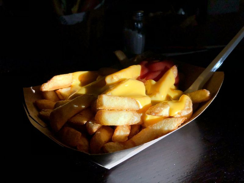 🍟 Eyes on ze fries! Spot on! Time to ketchup! Potatoe Fries Frische Fritten Fries Food And Drink Food Freshness Indoors  No People Indulgence Ready-to-eat Close-up Food Stories