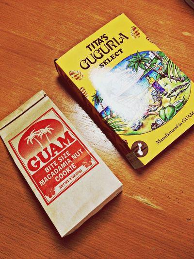 This souvenir, very delicious!! Guam Souvenir Guam Souvenir
