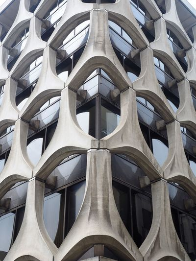 Architectural Feature Architecture Backgrounds Best July Photo Brussels Building Built Structure City City Life Day Design Façade Full Frame Geometric Shape In A Row Low Angle View Modern No People Office Building Outdoors Part Of Repetition Sky Tall - High Travel Destinations The Graphic City