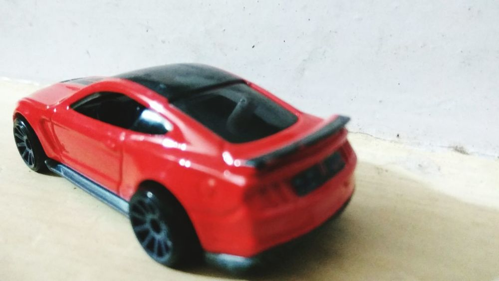 Hotwheelscollection Mustang Toy Car