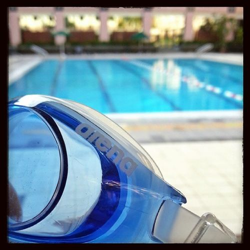 Favorite time of the week Swimtime Move JPMCFitness Water Arena Brunei InstaBruDroid Andrography AidilFitri Weekend
