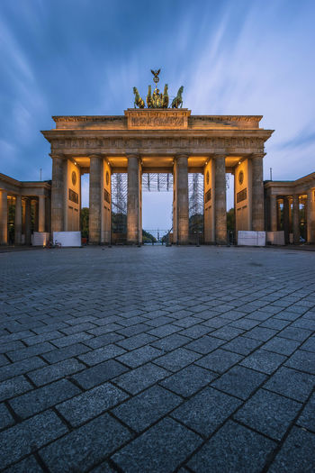 Brandenburgertor Travel Photography EyeEm Best Shots EyeEmNewHere Religion Travel Destinations Travel Europe City Cityscape Triumphal Arch Architectural Column Statue Illuminated City Gate History Cultures Ancient Civilization Monument National Monument Memorial