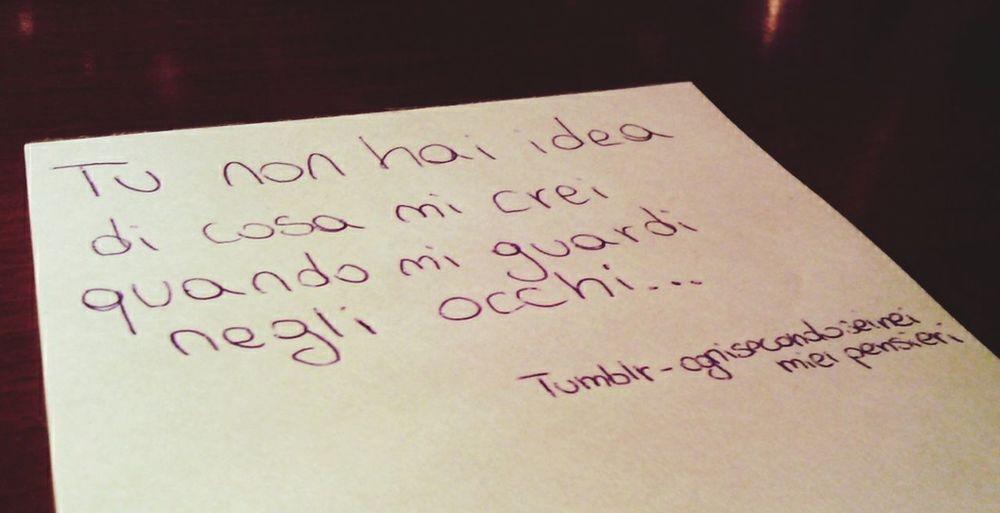 Frasi Quotes <3 Tumblr