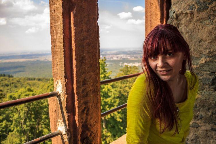 Girlfriend Portrait Beautiful