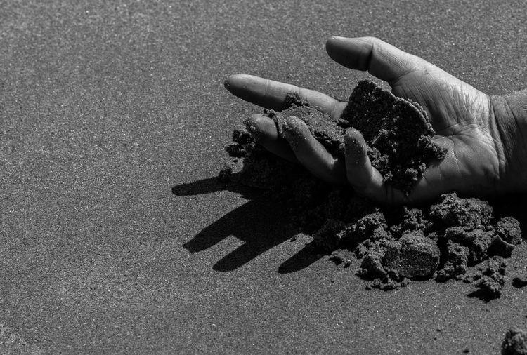 sand is like