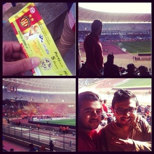 Fans Soccer Team Tarajji