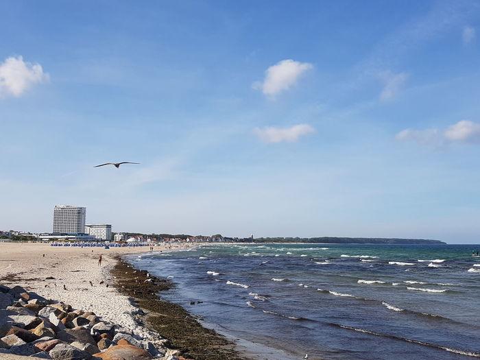 Baltic sea City