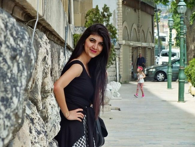 🌾✌👑🙋Haydarpaşa Garı Hi! Happyday Cool Spring Black & White Antalyaturkey Alanya