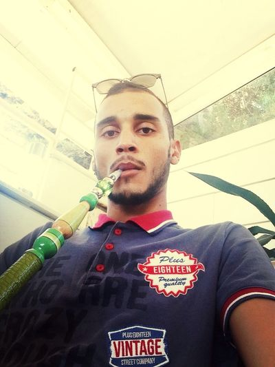 Smoking Shisha and spend afternoon with friends