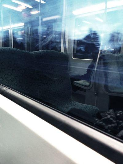 Movement Train Mirror