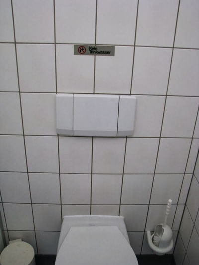 Bathroom Day Hygiene Indoors  No Drinkingwater No People Tile Tiled Floor