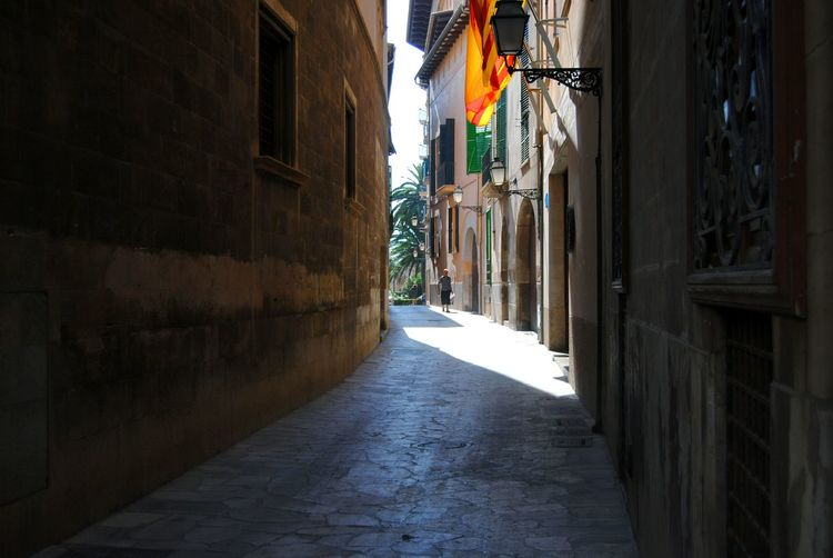 Walk with me 3 Mallorca SPAIN Point Of View Dslrphotography Showcase April Shaded Walk This Way Street Architecture Europe Catalunya The City Light Your Ticket To Europe