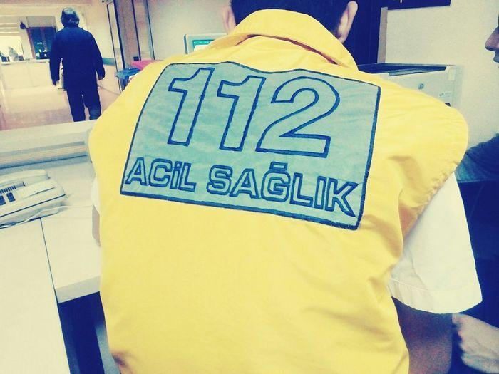 112 Heryerde Hastanedeyiz Hastane Sağlık Att