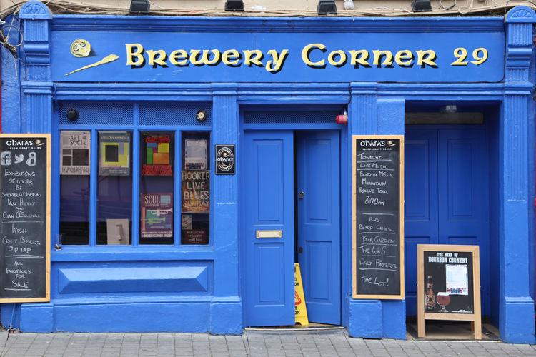 Brewery Corner. Brewery Corner Kilkenny