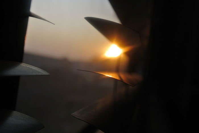 Blinds Maboneng Precinct Sunrise Window