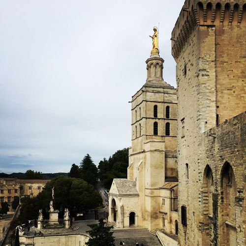 Avignon Palais Des Papes Journéesdupatrimoine