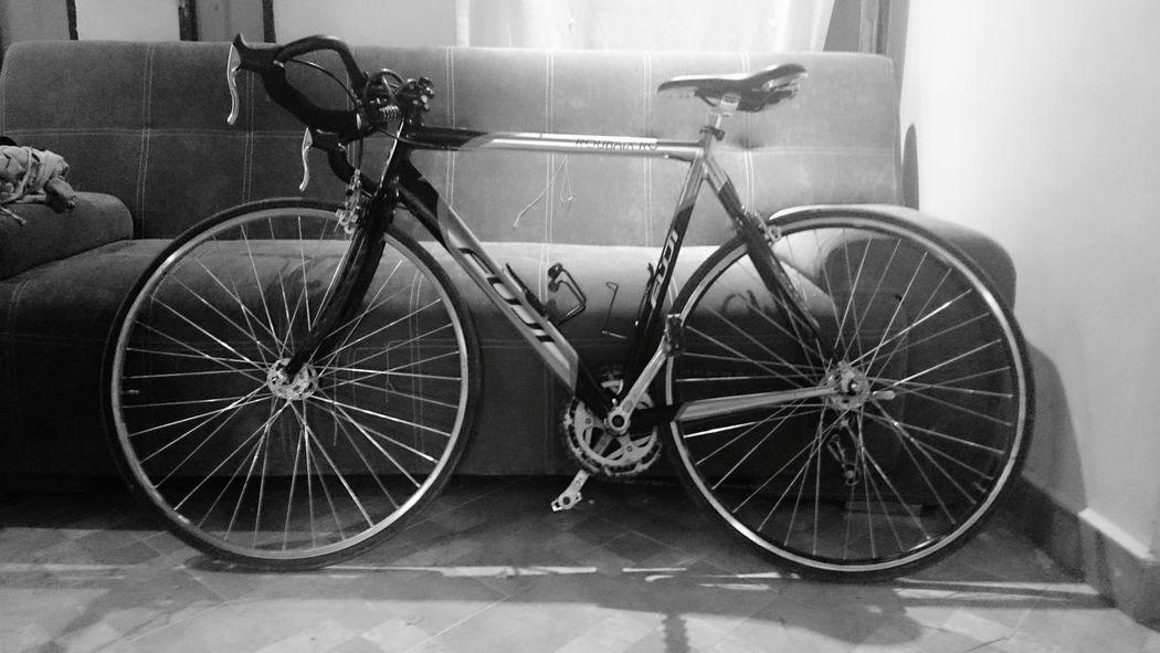 Un inicio Ciclismo