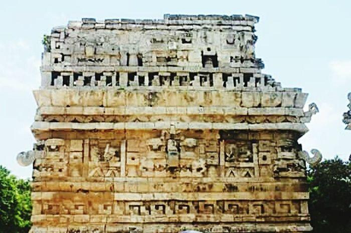 Ruinas. Yucatan Mexico Chichen Itza Chichen-Itzá Chichenitza