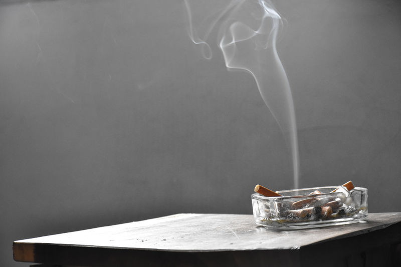 Smoke Close-up Coffee - Drink Coffee Cup Drink Food And Drink No People Smoke - Physical Structure Table