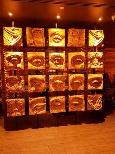 Wall art decorative