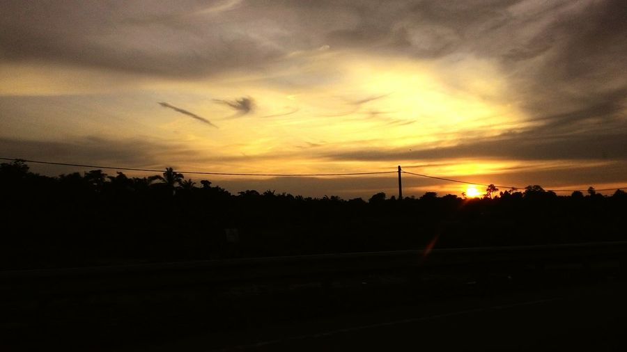 EyeEmMalaysia Sunset Pekanbandardiraja