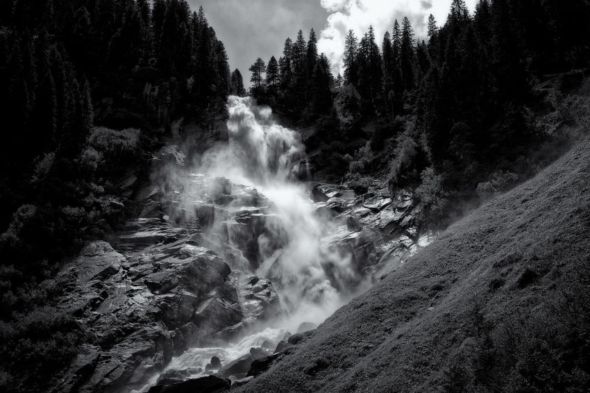 Krimml Waterfalls , Austria. Krimml Waterfalls , Austria. Beauty In Nature Blurred Motion Day Flowing Flowing Water Forest Krimml Waterfalls Krimmler Krimmler Wasserfalle Krimmlerwasserfälle Land Long Exposure Motion Nature No People Non-urban Scene Outdoors Plant Power In Nature Rock Scenics - Nature Tranquil Scene Tranquility Tree Water Waterfall Waterfalls