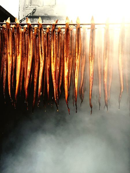 Dutch Paling Smoked Fish First Eyeem Photo