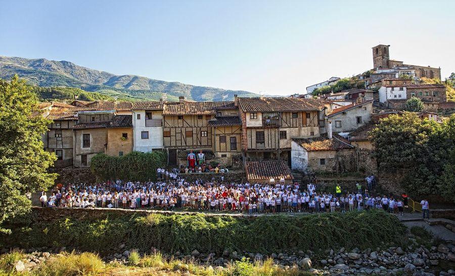 Potencial humano de Hervás Hervás  Extremadura RincónHervás BarrioJudio