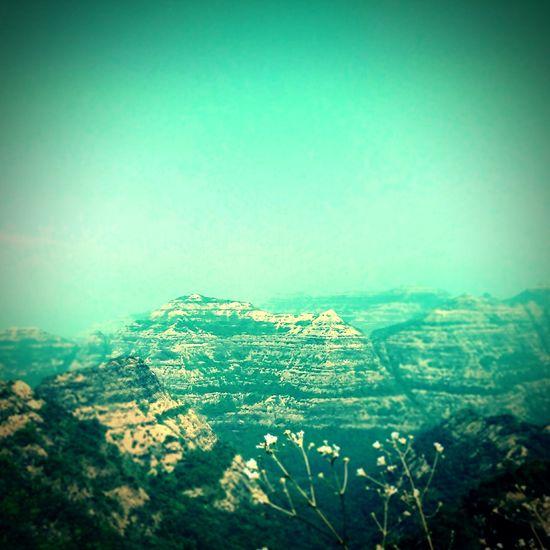 Sahyadri Range..