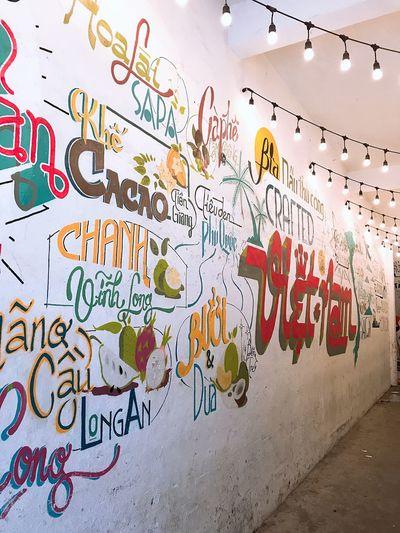 Wall paint Wall