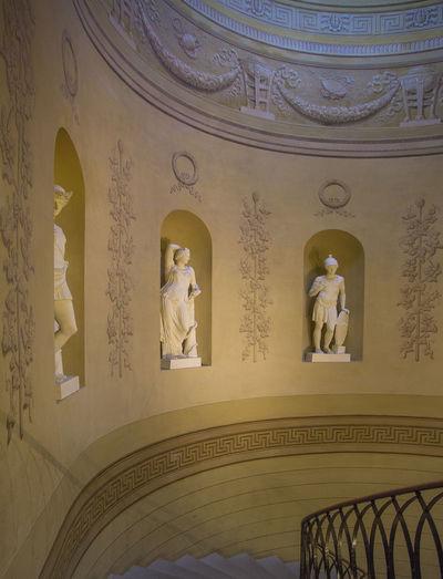 Palais Eynard WeekOnEyeEm Stairway Staircase Interior Classical Architecture Classical
