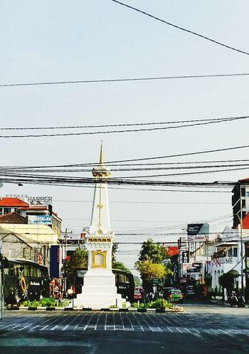 Streetphotography Yogyakarta, Indonesia Tugu Yogyakarta Urbancity