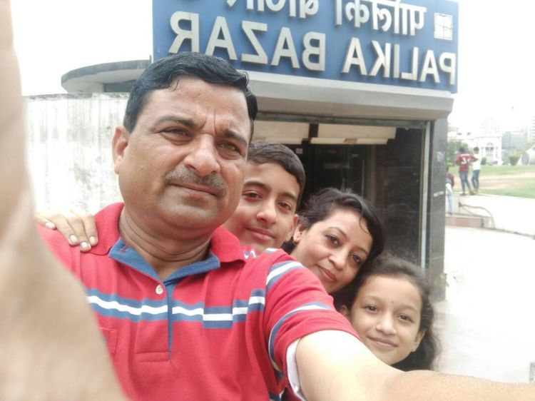 Delhi trip with cousins Father Child Mature Adult Adult Day Headshot People Outdoors Men Vacations Portrait Girls Business Finance And Industry Childhood Togetherness Males  Bonding Real People Smiling Young Adult Yooooooo First Eyeem Photo