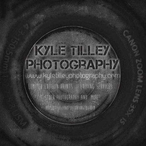 Working on the new logo design, liking this one for sure. www.kyletilleyphotography.com Instagram Igers Instagramphotographer Photographer Photooftheday Logo Instalogo Logodesigner Branding Colorado Coloradosprings Coloradophotographer Limitededition Exclusive  Prints Stock Editing Photoediting Kyletilleyphotography @racheltilleydesign @effusivepix