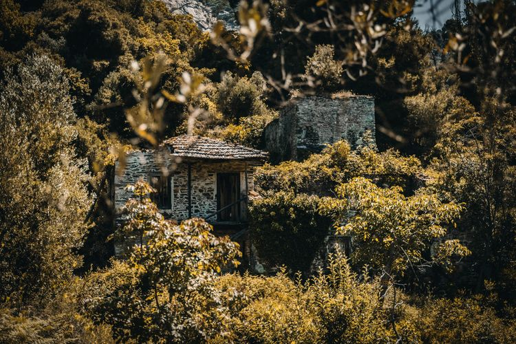 old abandoned