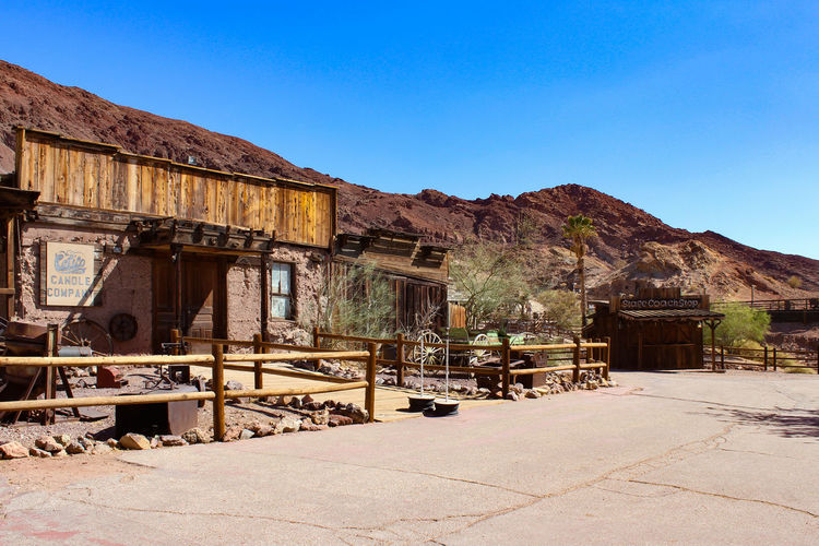Ghost City City Old Western USA Travel Vintage Old Buildings