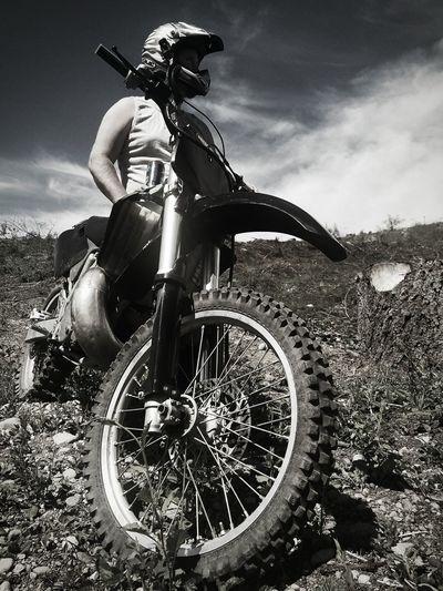 Dirt Bike Sports Freedom Glorious Northwest Roads Less Traveled Riding High