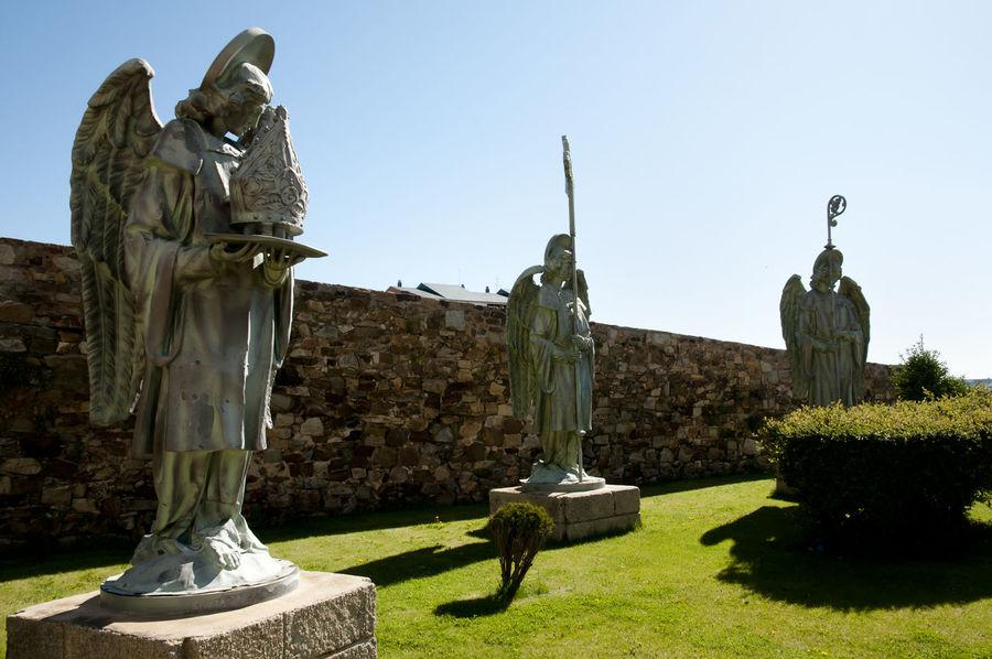 Episcopal Palace Statues Antoni Gaudí Episcopal Palace Astorga Spaın Stationary