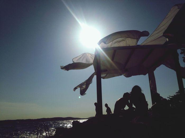 Come Closer Sun Croatia Hvar HulaHula Beach Stones Summer Serenity