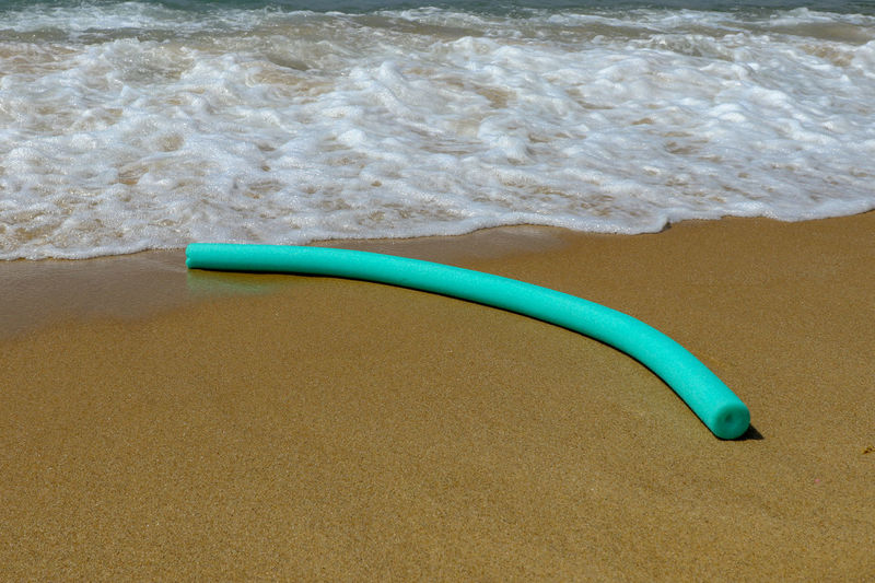 float for the beach Float Green Waves Sand Long Water UnderSea Sea Beach Sand High Angle View